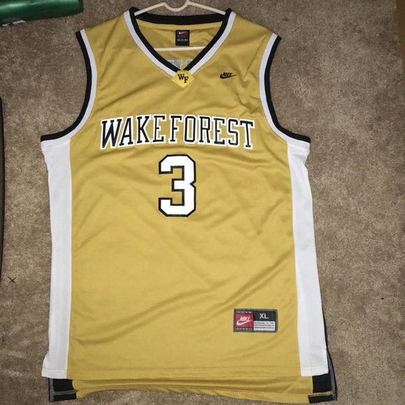 outlet store dc31c 4a5f9 Chris Paul wake forest jersey